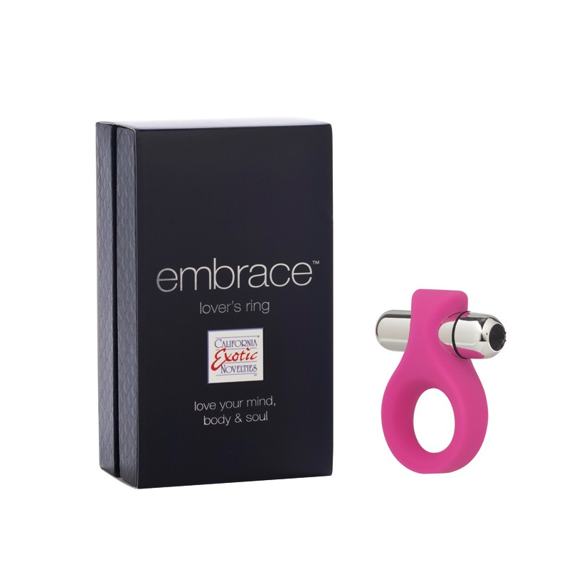 embrace lover's ring - Pink
