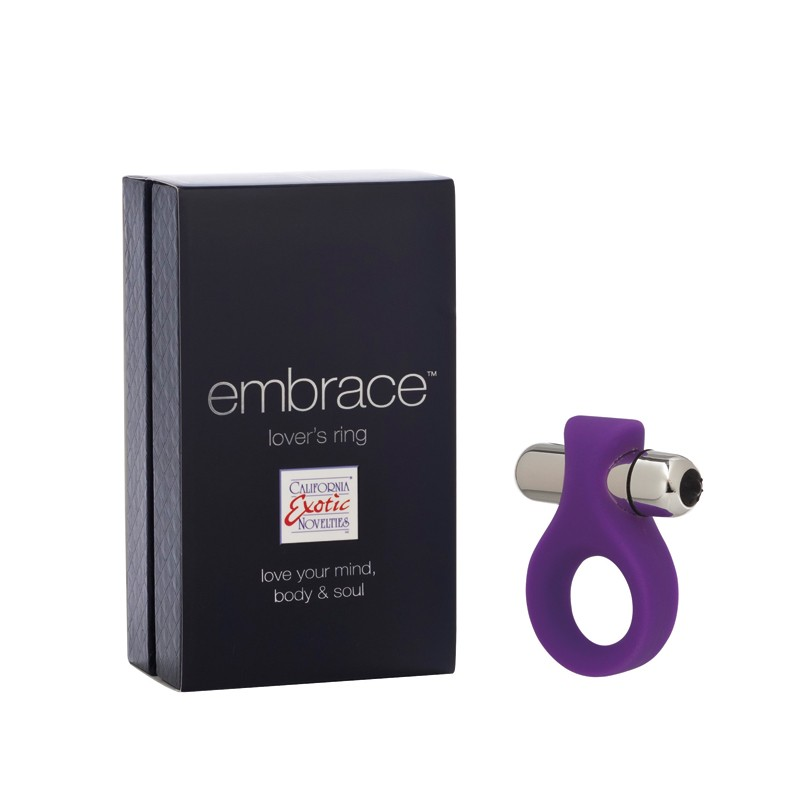 embrace lover's ring - Purple