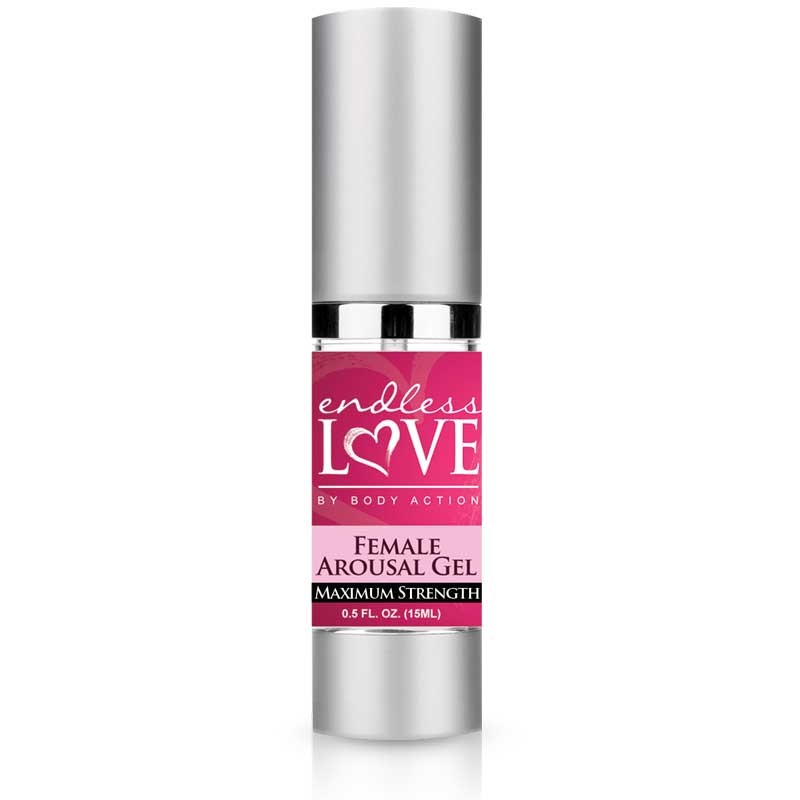 Endless Love Female Stimulating Gel 0.5oz (Max)