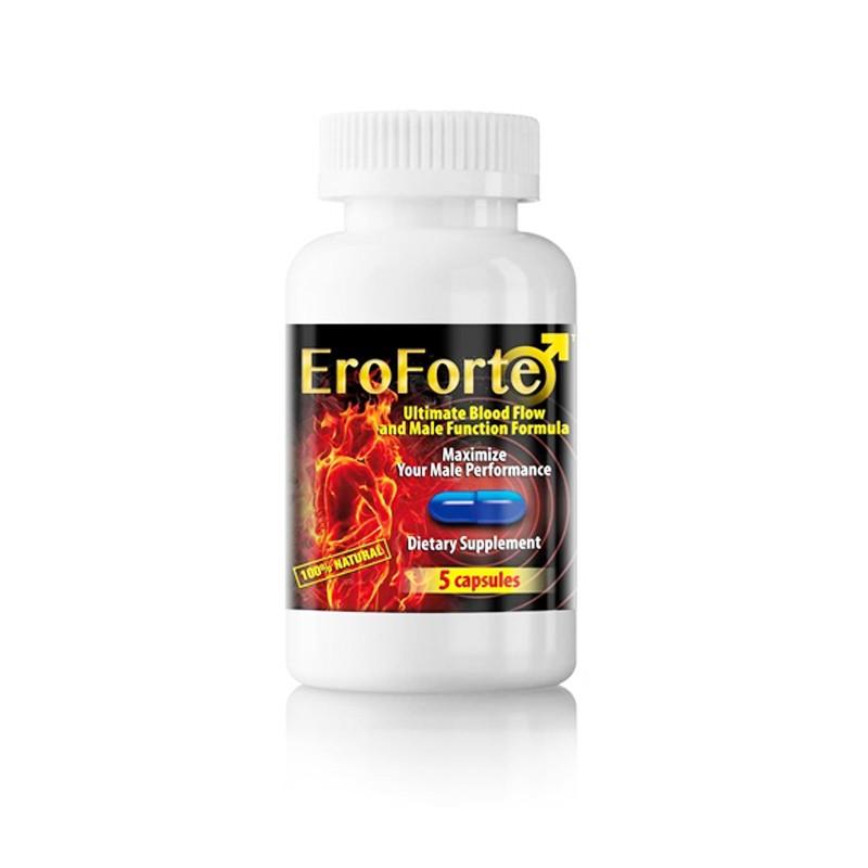 EroForte Male Enhancement Pill 5ct Bottle