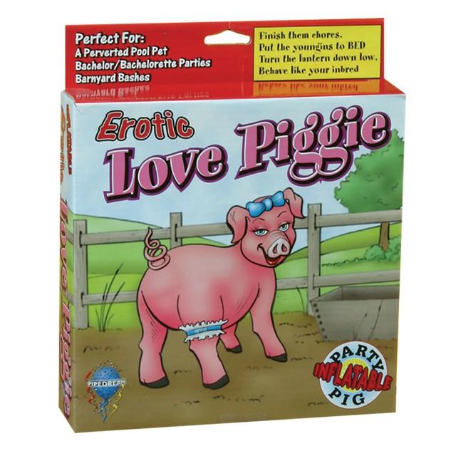 Erotic Inflatable Love Piggie