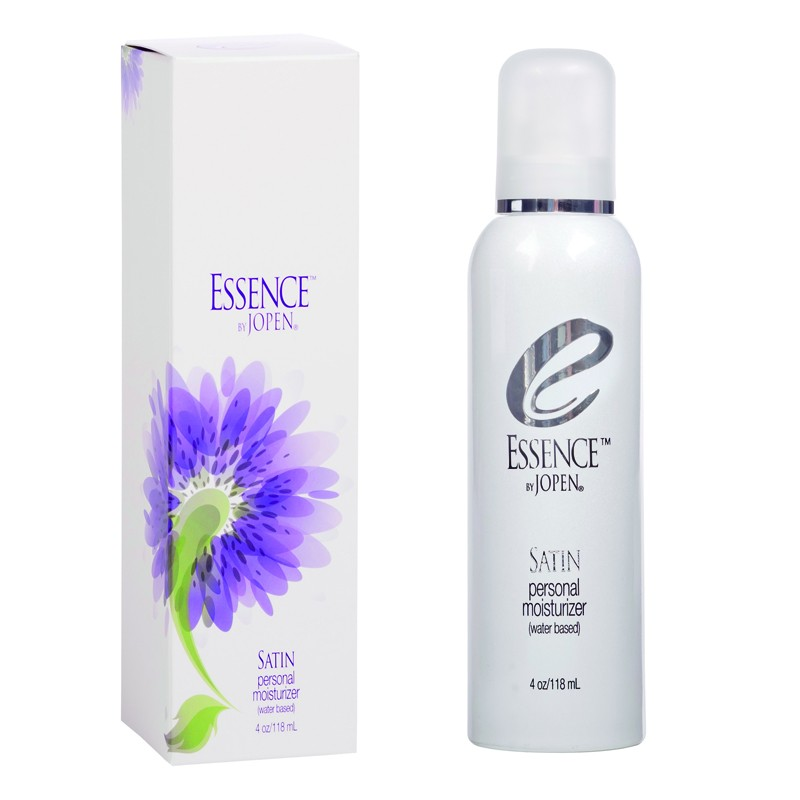 Essence Satin Personal Moisturizer (Water Based) 4oz