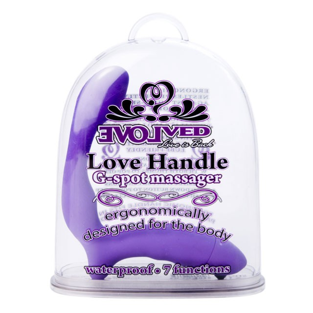 Evolved Love Handle (Purple)