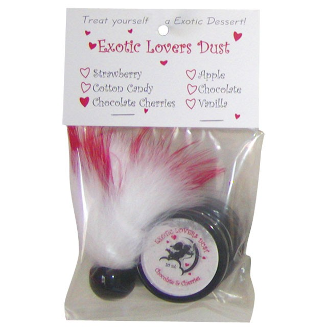 Exotic Lovers Dust Strawberry 20ml.