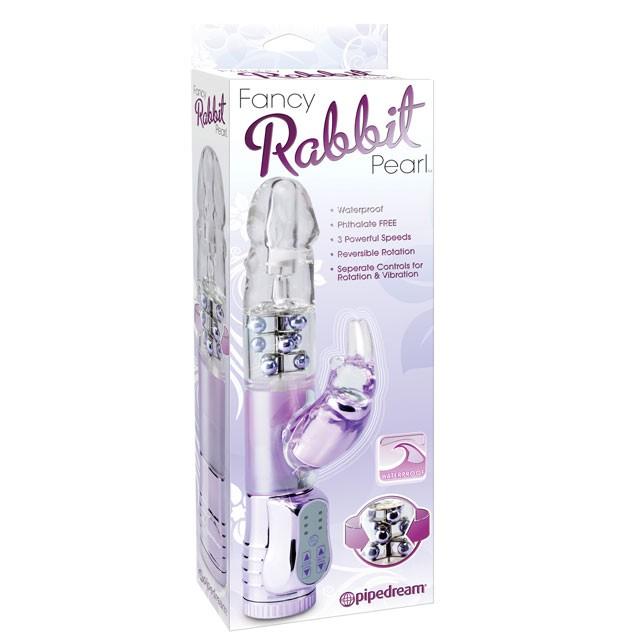 Fancy Rabbit Pearl Purple