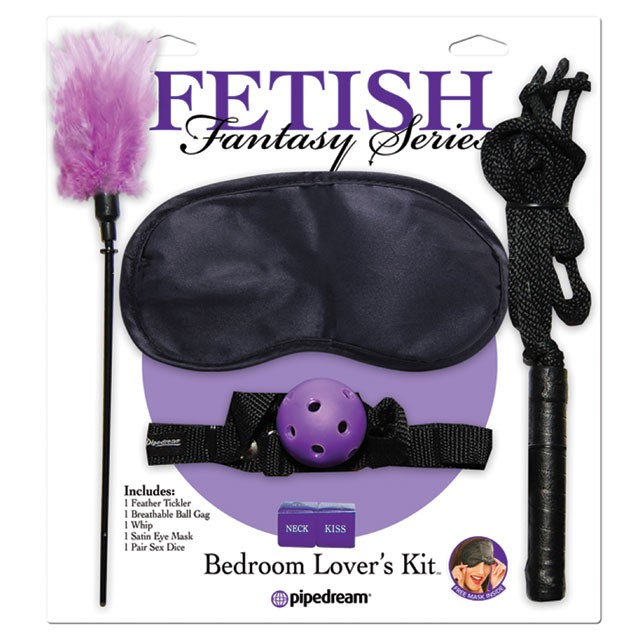 Fetish Fantasy Bedroom Lovers Kit