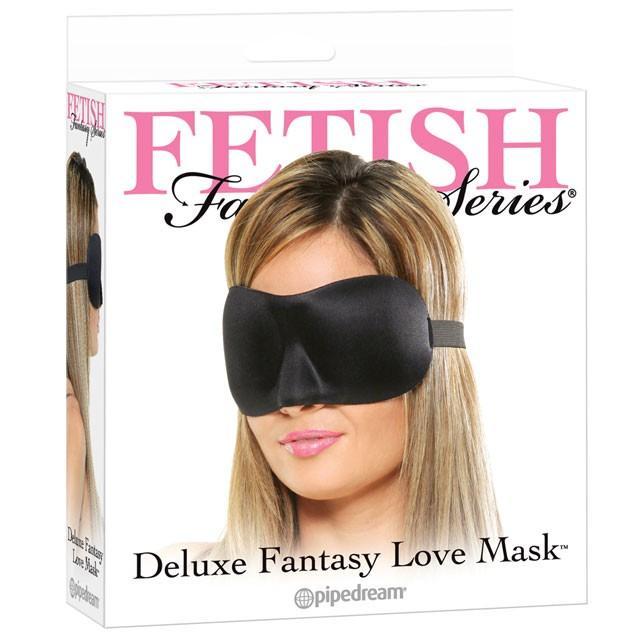 Fetish Fantasy Deluxe Fantasy Love Mask
