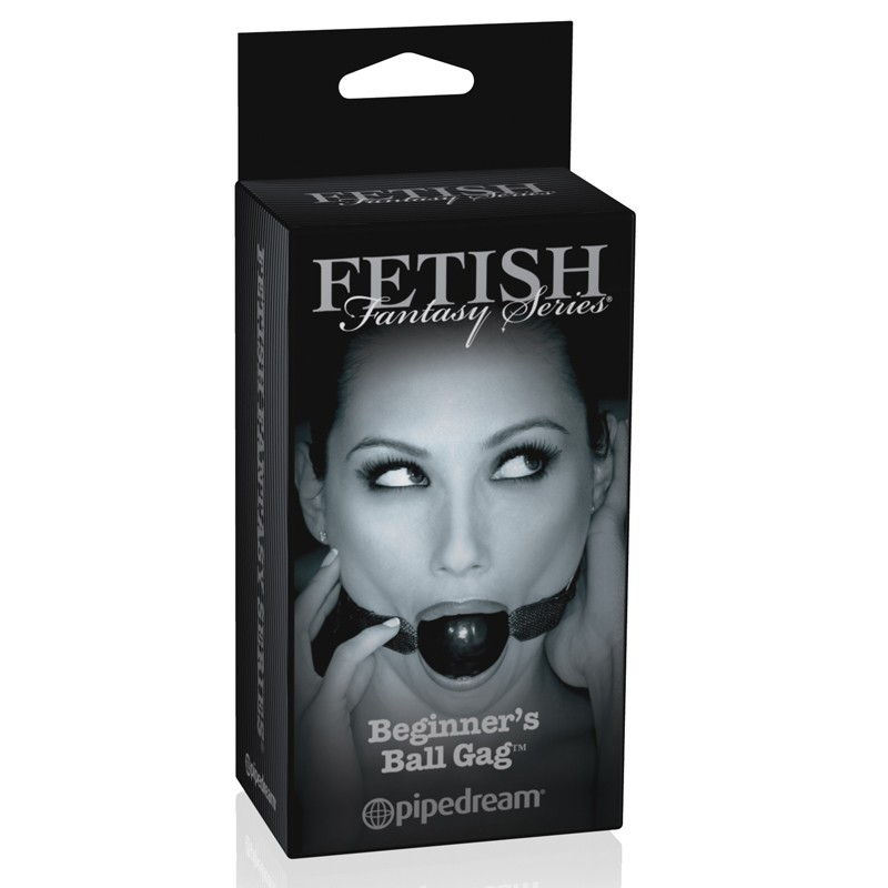 Fetish Fantasy Ltd. Ed. Beginners Ball Gag