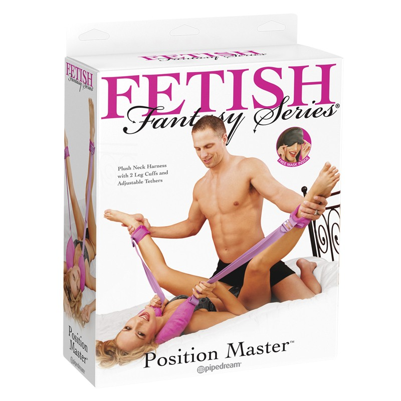 Fetish Fantasy Position Master Purple