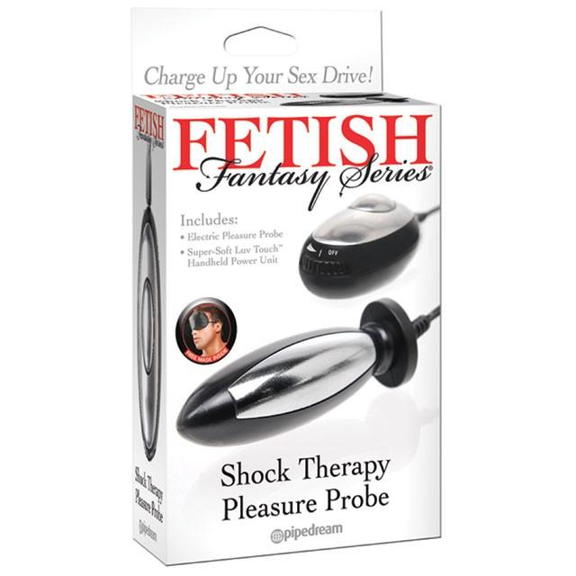Fetish Fantasy Shock Therapy Pleasure Probe