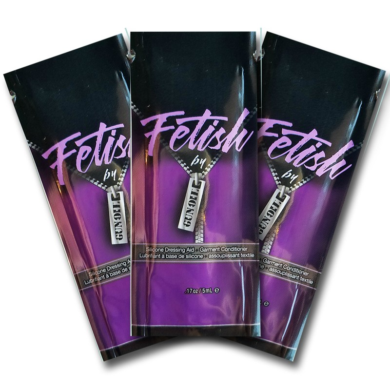 Fetish Gun Oil Sample Packets (50)