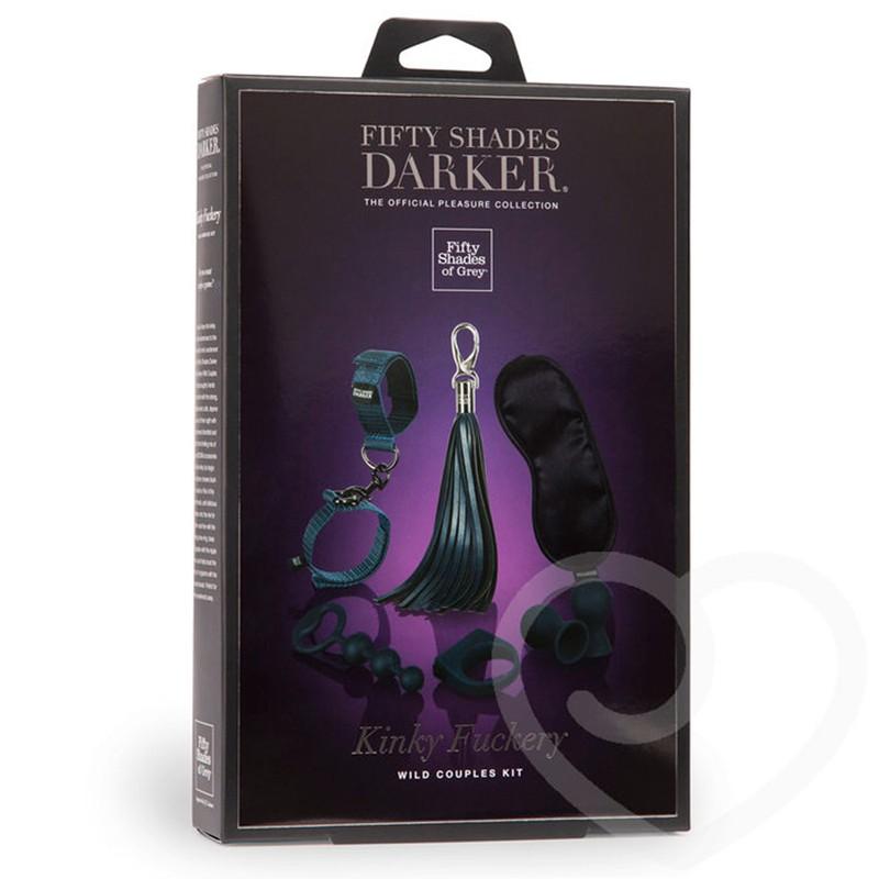 Fifty Shades Darker Kinky Fuckery Kinky Couples Kit