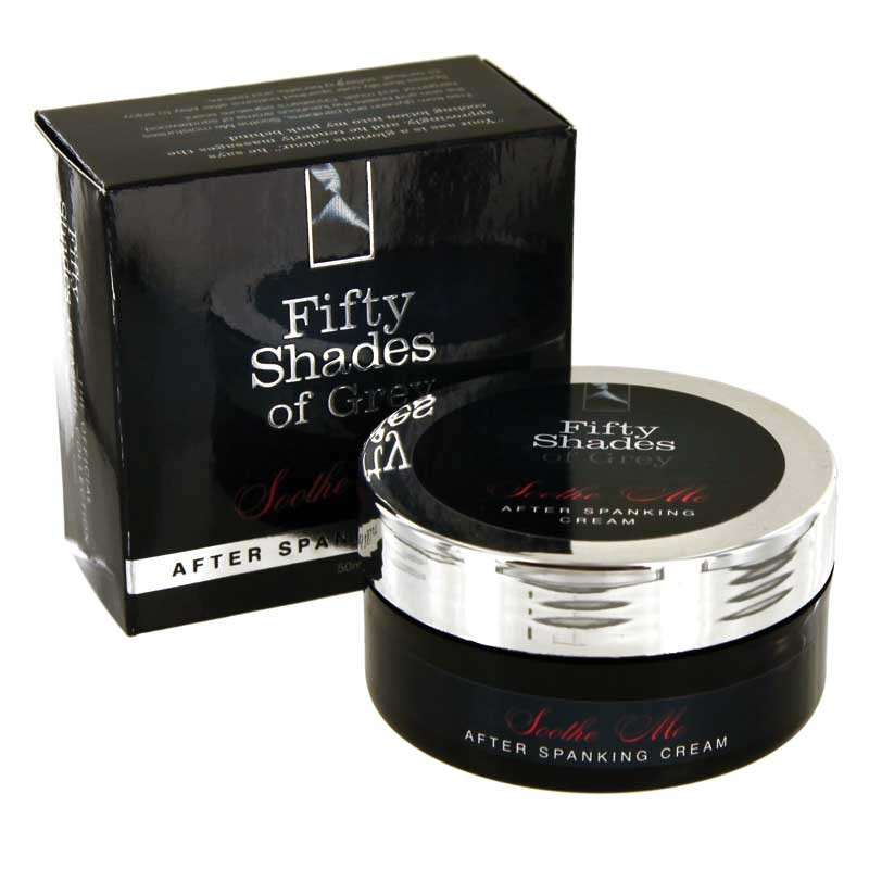 Fifty Shades of Grey Soothe Me After Spanking Cream 1.7oz