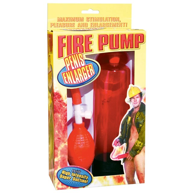 Fire Pump Penis Enlarger