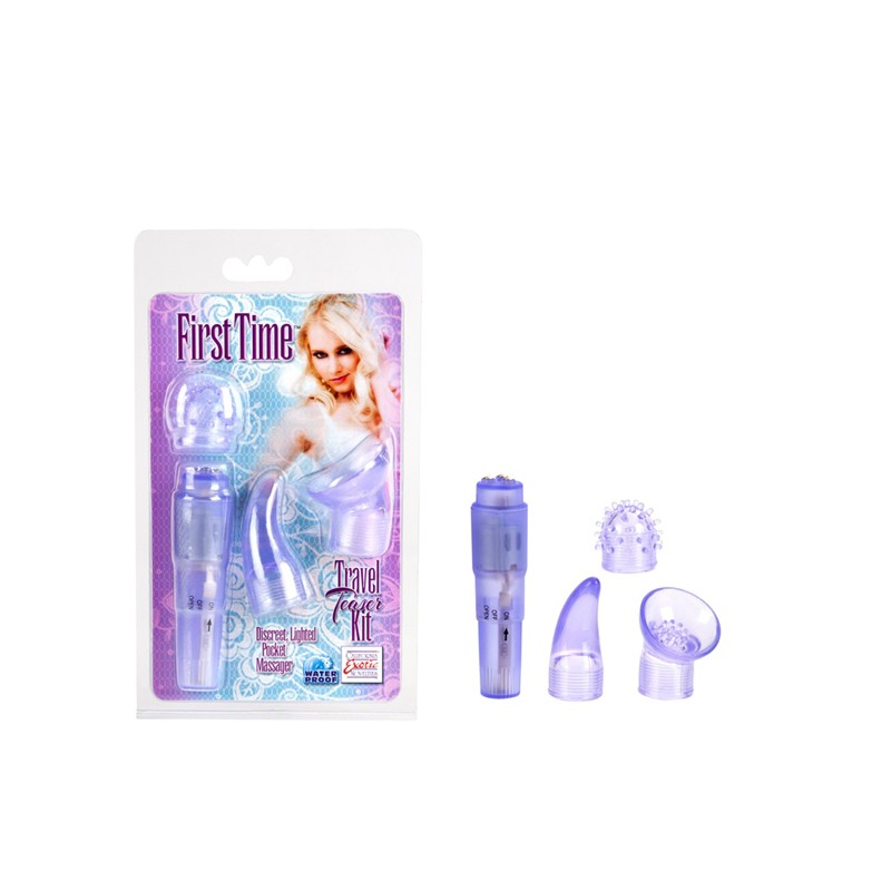 First Time Travel Teaser Kit - Purple