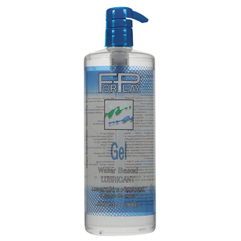 ForPlay Gel (Blue) 32 oz Pump Bottle