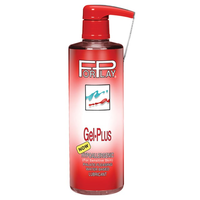 ForPlay Gel Plus Water Based Lubricant 19oz