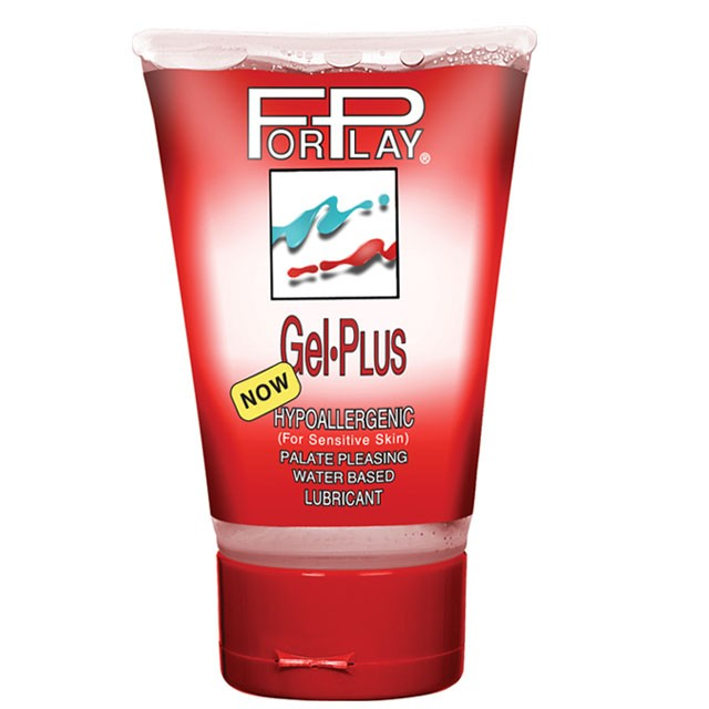 ForPlay Gel Plus Water Based Lubricant 4.5oz