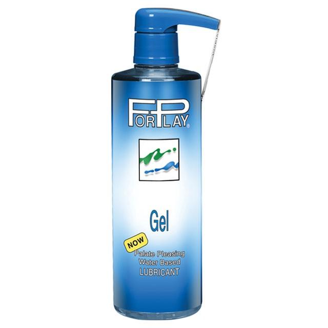 ForPlay Gel Water Based Lubricant 19oz