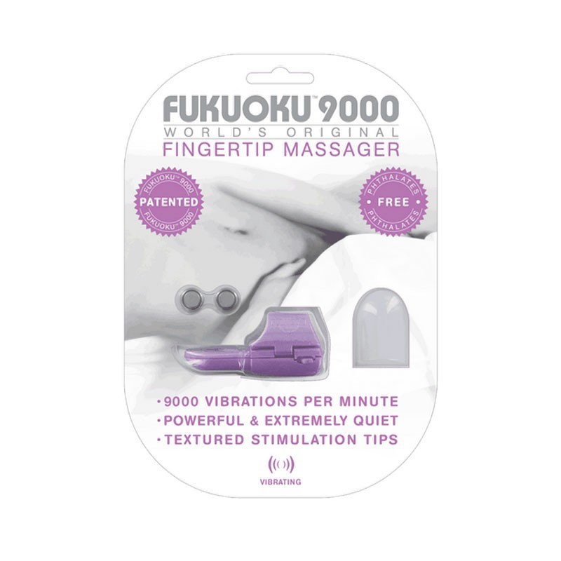 Fukuoku 9000 Massager & Stimulation Tips