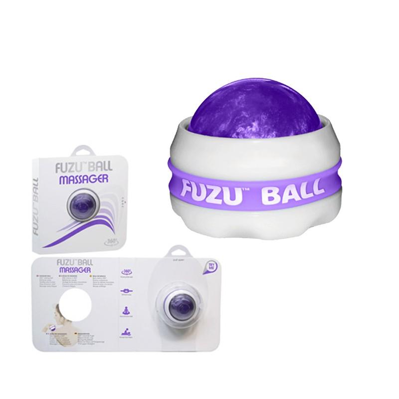 Fuzu Ball Massager Neon Purple