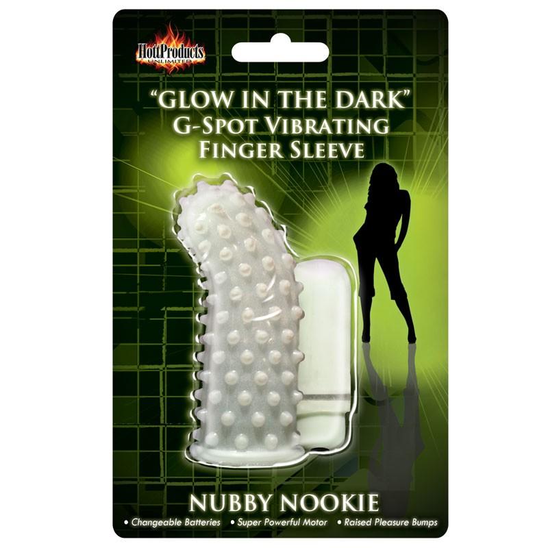 G.I.T.D Finger Vibe Nubbie Nookie MS
