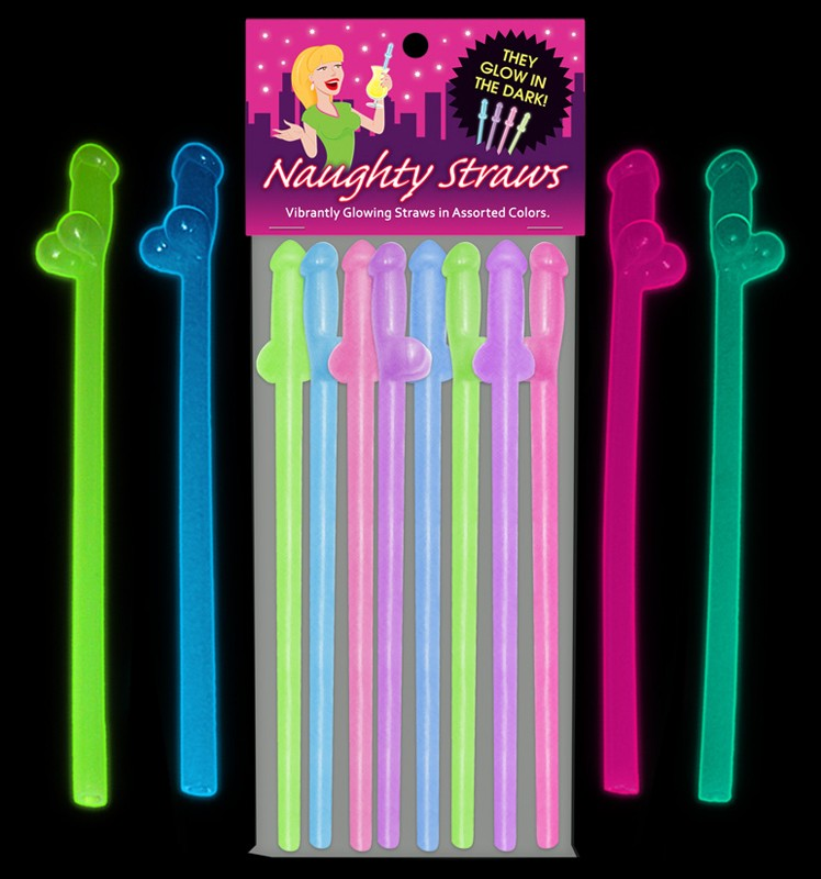 G.I.T.D. Naughty Straws