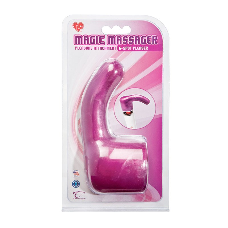 G-Spot Pleaser Magic  Attachment