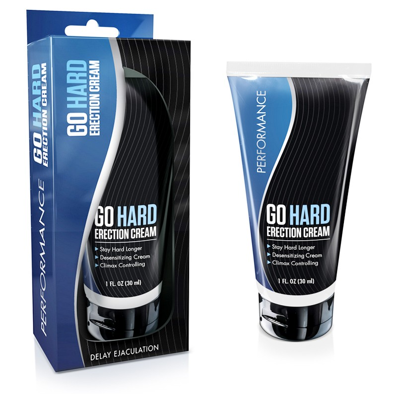 BlushGo Hard Cream 1oz. Desensitizer