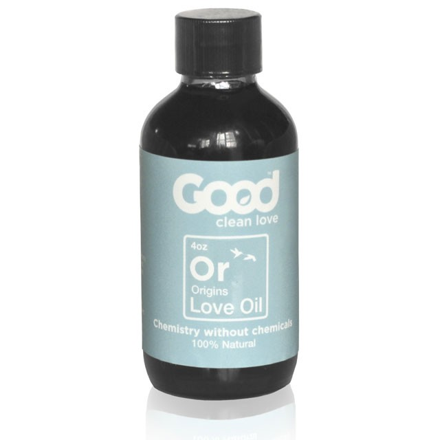 Good Clean Love Oil Origins 4oz.