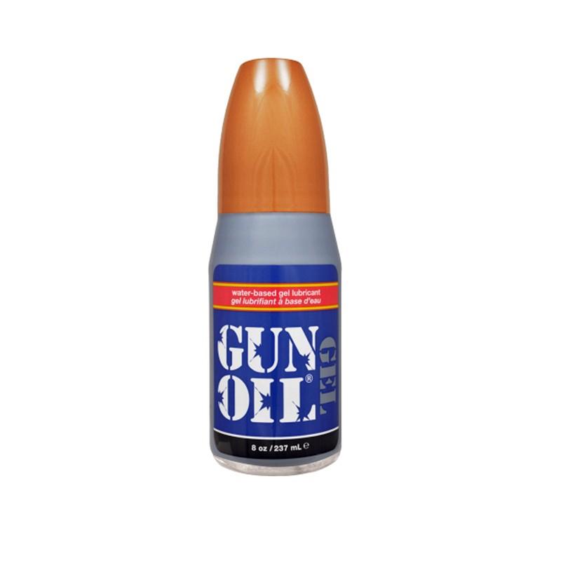 Gun Oil H2O Gel Pump Bottle (8oz)