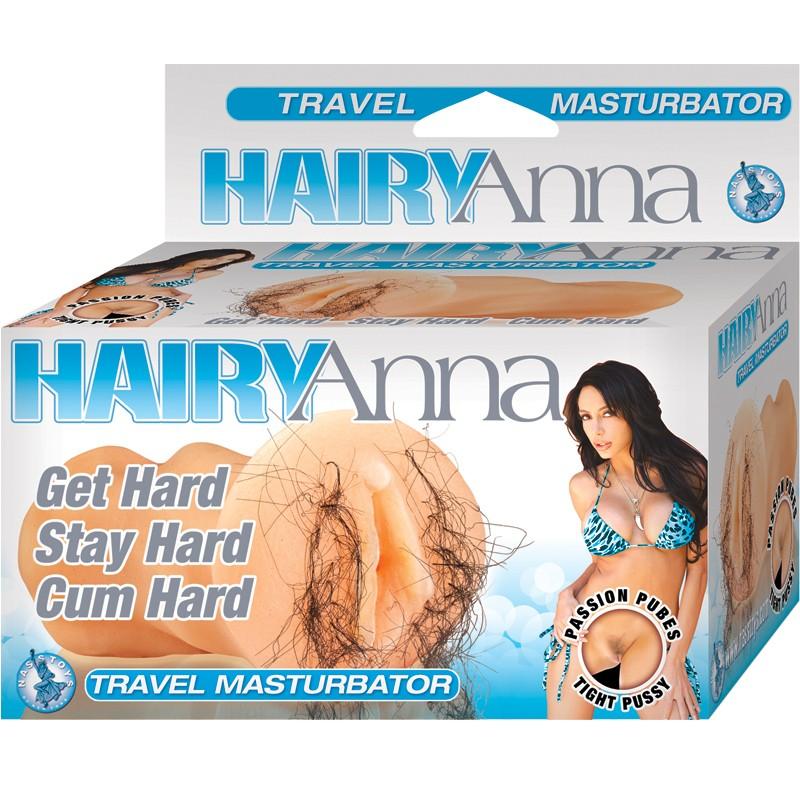 Hairy Anna Flesh