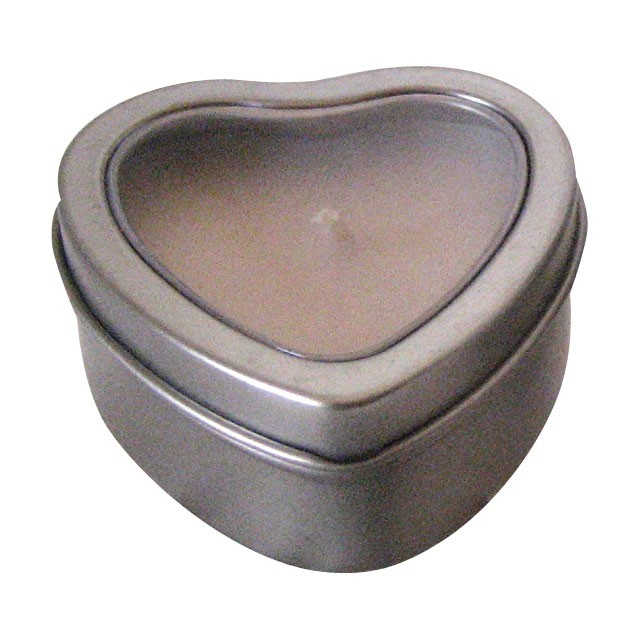 Hearts Massage Candle Lavender/Vanilla 2oz
