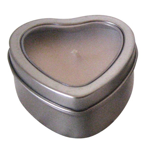 Hearts Massage Candle Vanilla 2oz