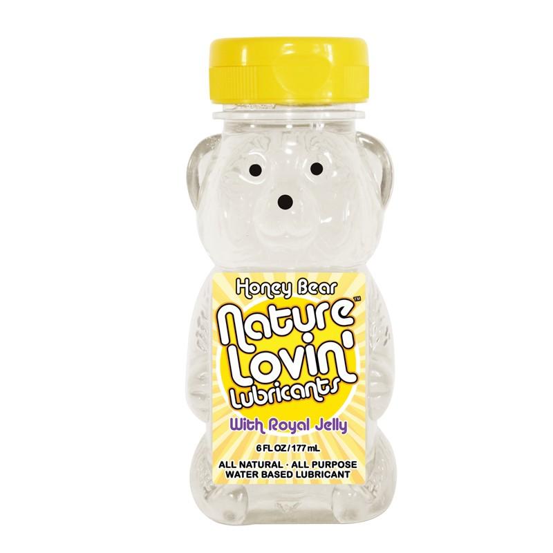 Honey Bear Natural Lubricant 6 fl oz
