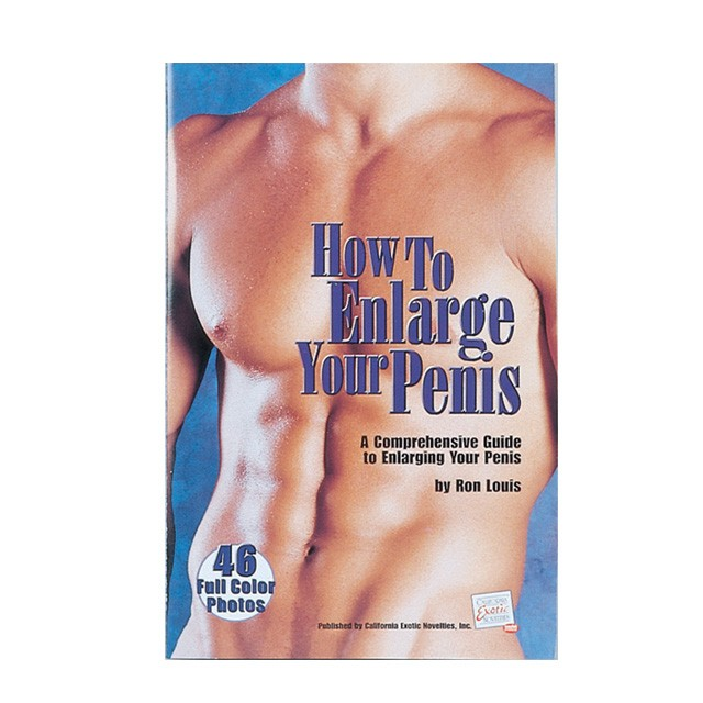 How to Enlarge Your Penis™ Book in.All Colorin.