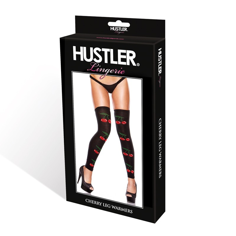 Hustler Leg Warmer Cherry