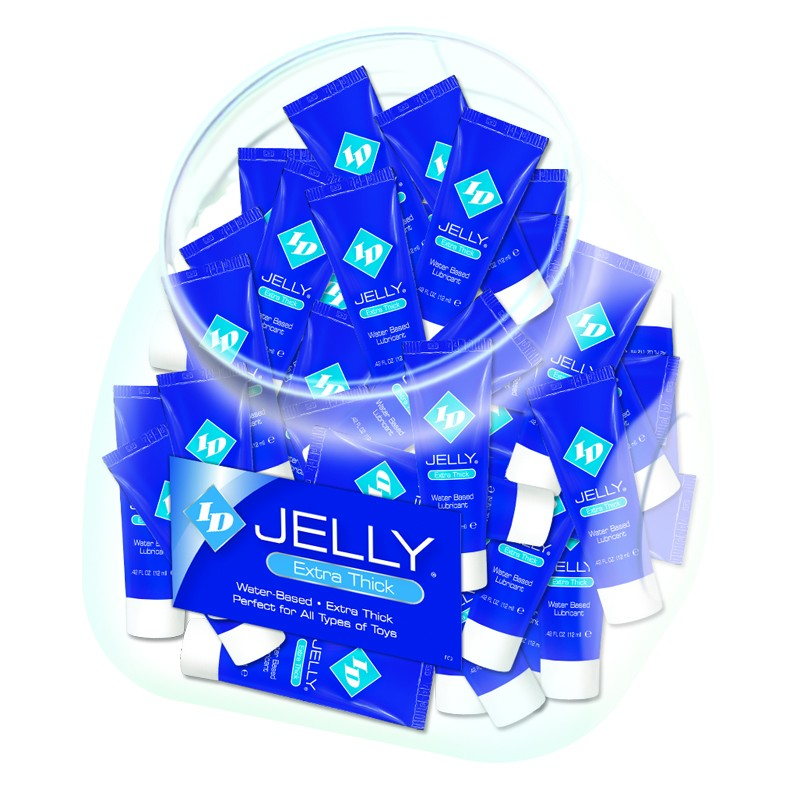 ID Jelly 12ml Tube Jar (72)