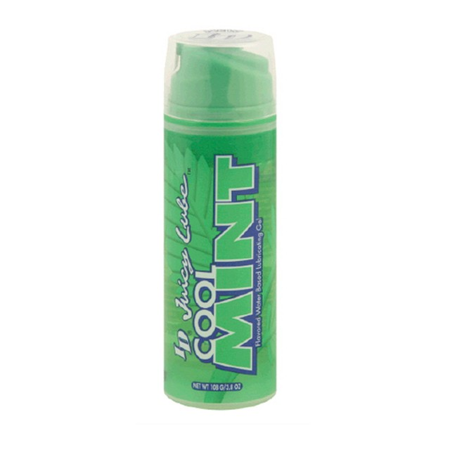 ID Juicy Lube Flavored Lubricant (Cool Mint/3.8oz)