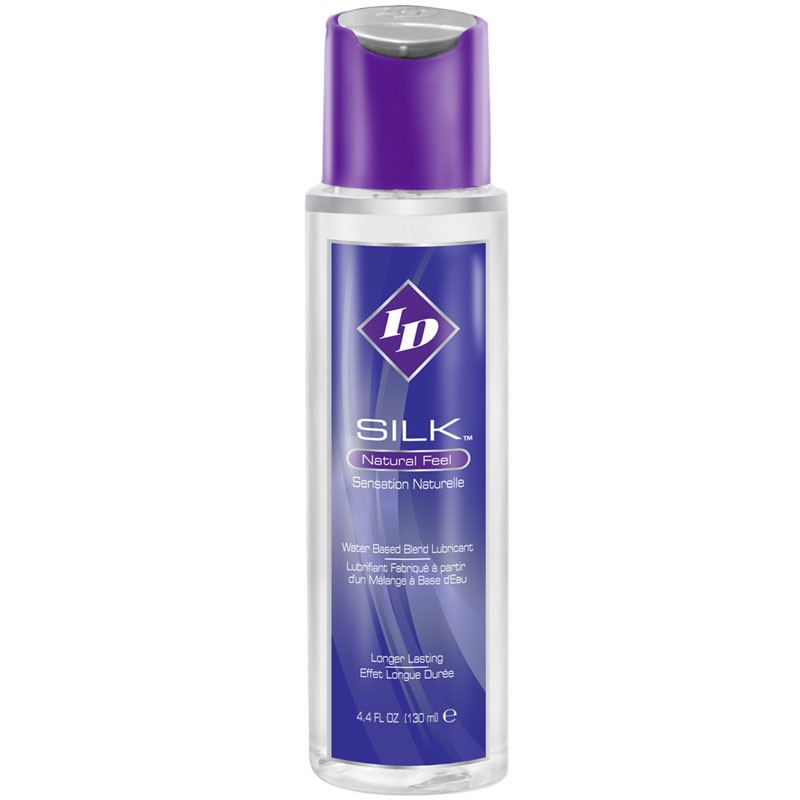 ID Silk Lubricant 4.4 fl oz Flip Cap Bottle