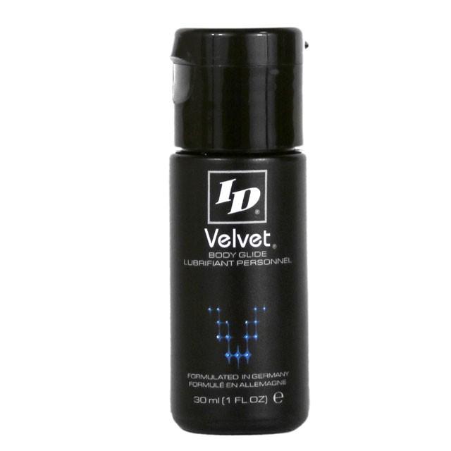ID Velvet Silicone Lubricant 30ml (1 fl oz)