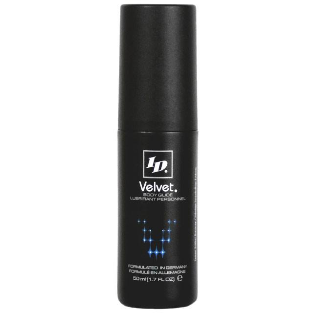 ID Velvet Silicone Lubricant 50ml (1.7 fl oz)