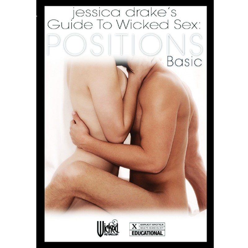Jessica Drakes Guide To Wicked Sex: Basic Positions DVD
