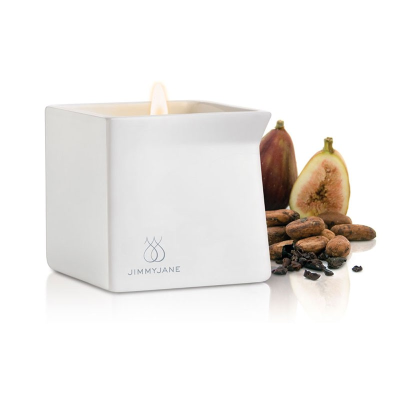 Jimmyjane Afterglow Special Edition Coca-Fig Massage Candle
