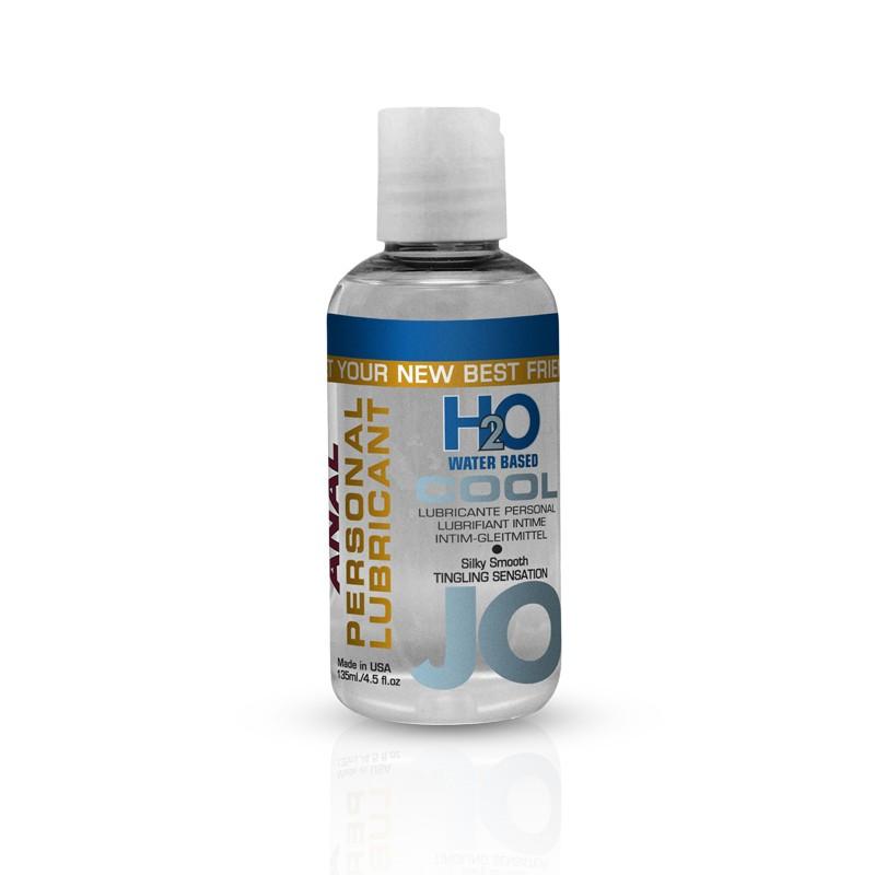 JO Anal H2O Cool Lubricant 4.5oz.