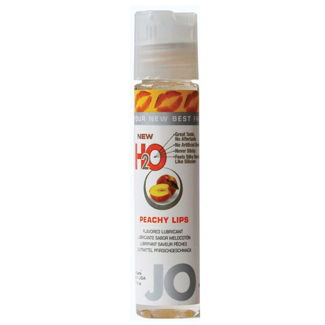 JO Flavors Peachy Lips 1oz