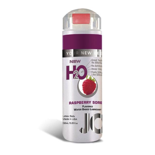 JO Flavors Raspberry Sorbet 5.25oz