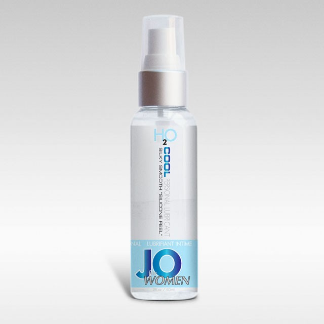 JO for Women H2O Cool 2oz Water Based Lubricant