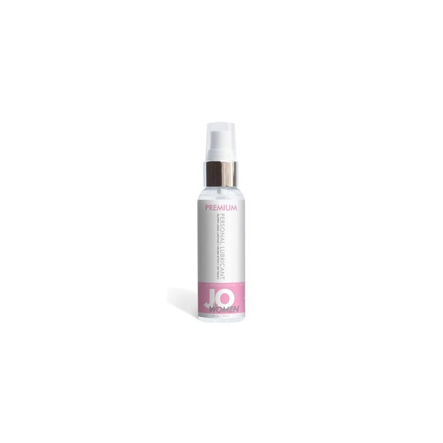 JO for Women Premium Silicone Lubricant 4oz