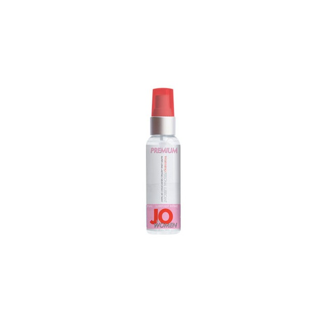 JO for Women Premium Warming Silicone Lubricant 2oz